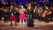 Vicky Valentim lembra emoção de dividir o palco com Ivete Sangalo  (Rafa Mattei/ Divulgação Alexandra Garnier)