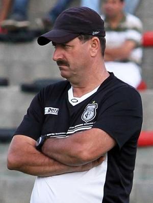 Leandro Campos, técnico do Treze (Foto: Nelsina Vitorino / Jornal da Paraíba)