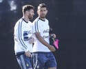 AFA anuncia corte de Agüero por lesão em jogo do Manchester City