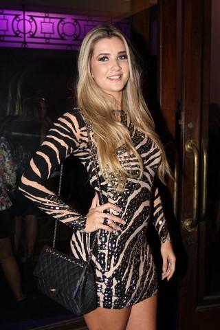 Ex-BBB Aline Gotschalg (Foto: Gabriela Andrade/Fotorio News)