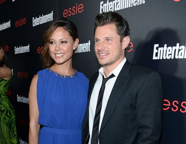 Nick e Vanessa Lachey (Foto: Getty Images)