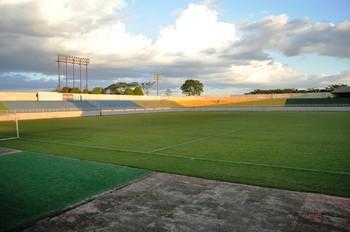 Estádio Florestão, em Rio Branco, capital do Acre (Foto: Duaine Rodrigues)