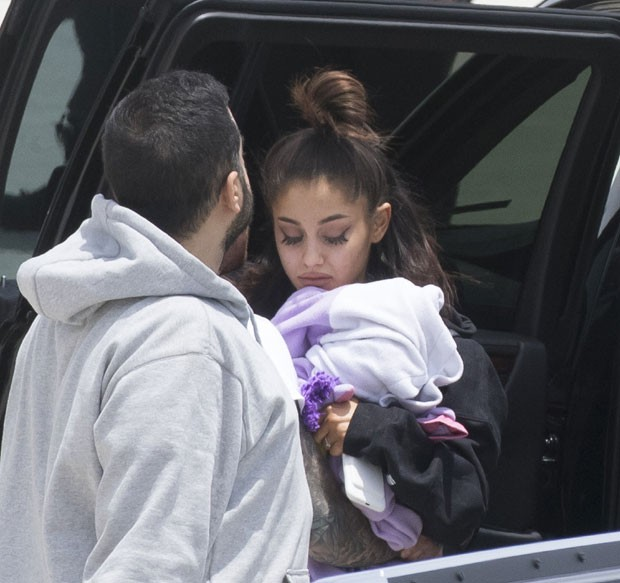 Ariana Grande (Foto: The Grosby Group)