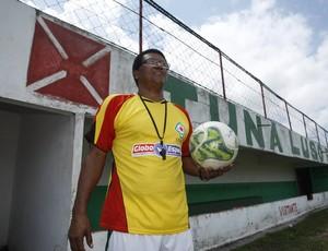 Samuel quer conquistar o Parazão com a Tuna (Foto: Igor Mota / Amazônia Hoje)