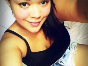 Letícia foi morta dentro de casa (Foto: Arquivo Pessoal)
