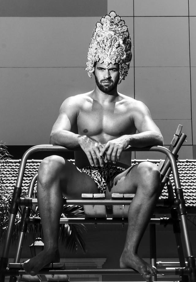 Borat faz sucesso em Amor & Sexo (Foto: Foto: Jorge Badaue)