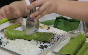 Panqueca de espinafre: receita da Gabriela Kapim