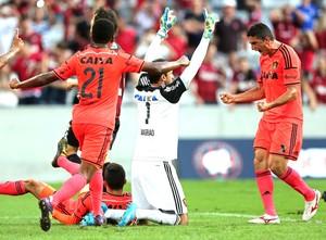 Magrão, Sport X Atletico -Pr (Foto: Getty Images)