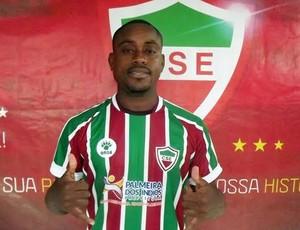 Zé Carlos, atacante do CSE (Foto: Romário Silva/Assessoria CSE)