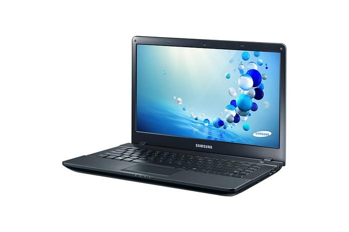 Notebook Samsung ATIV Book 2.2 integra um processador AMD Dual Core (Foto: Divulgação/Samsung)