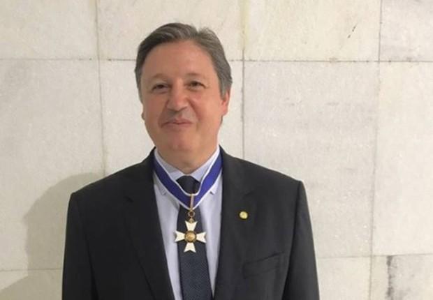 O deputado federal Rodrigo Rocha Loures (PMDB-PR) (Foto: Reprodução/Facebook)