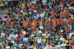Cuiabá Arsenal, Superliga Centro-sul, Coritiba Crocodiles (Foto: Olímpio Vasconcelos)