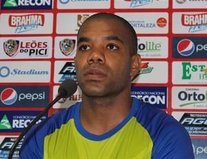 Júlio Madureira diz que momento é ótimo para o futebol cearense  (Foto: Divulgação / Fortaleza)