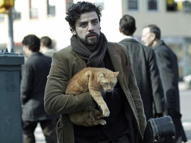 Oscar Isaac em 'Inside Llewyn Davis: Balada de um homem comum' (Foto: Divulgação)