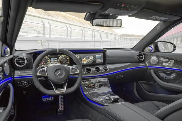 Mercedes-AMG E 63 S 4MATIC+ (Foto: Divulgação)