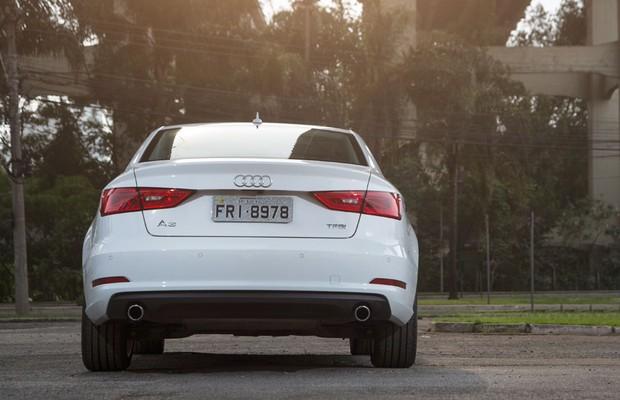 Audi A3 Sedan 2.0 Ambition (Foto: Fabio Aro/Autoesporte)