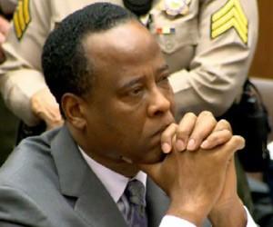 O médico Conrad Murray, que é acusado pela morte de Michael Jackson (Foto: Reuters)