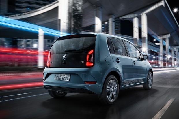 Volkswagen up! 2018 (Foto: Divulgação)