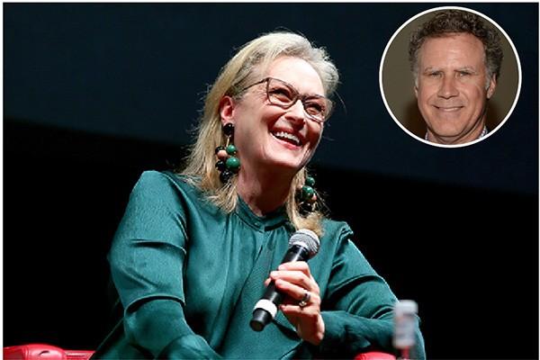 Meryl Streep e Will Ferrell (Foto: Getty Images)