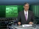Dólar sobe 40% na Argentina no primeiro dia de cotação liberada