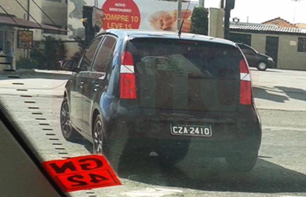 Volkswagen Up! (Foto: Carlos Alberto Pierno )