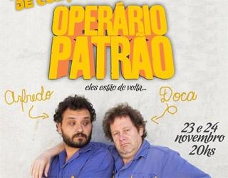 """""""Operário Patrão"""" (Foto: Divulgação)"""