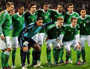Alemanha Seleção Euro -  29/02/2012 (Foto: Agência AFP)