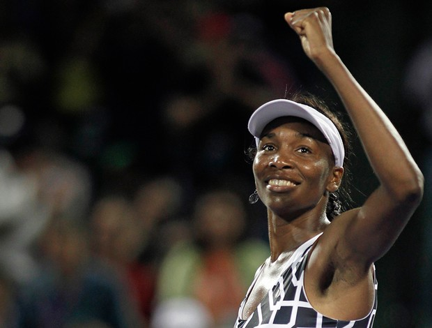 tênis Venus Williams Key Biscayne, Florida (Foto: Reuters)