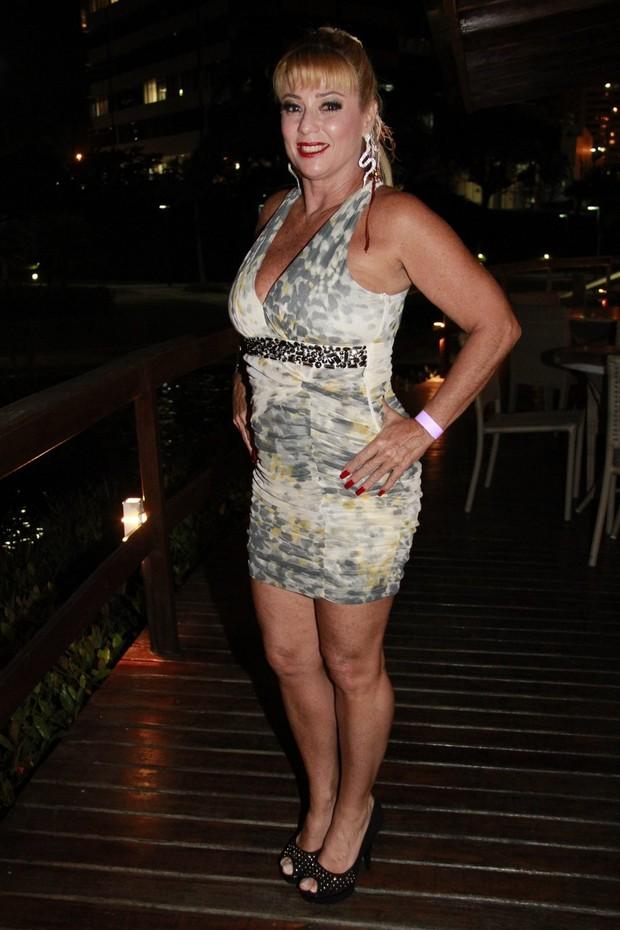 Ex-BBB Cida Moraes (Foto: Isac Luz / EGO)
