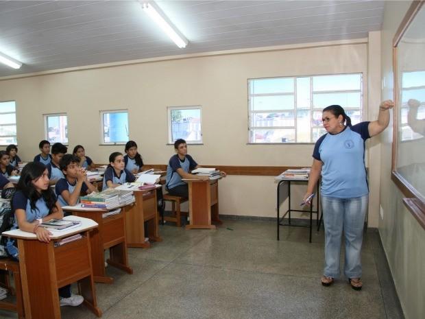 Seduc aprovou a convocação de 131 professores aprovados em Processo Seletivo (Foto: Divulgação/Seduc)