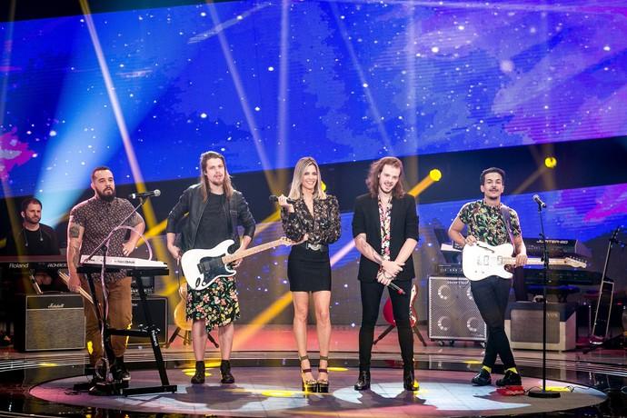 Bellamore aposta em sucesso dos Beatles para o SuperStar  (Foto: Isabella Pinheiro/Gshow)
