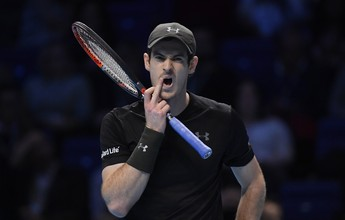 Murray despacha Wawrinka e pega Raonic na semi do ATP Finals