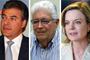 PR: Richa tem 52%, Requião, 34% e Gleisi, 12%, diz Ibope (Samuel Nunes e Adriana Justi/G1)