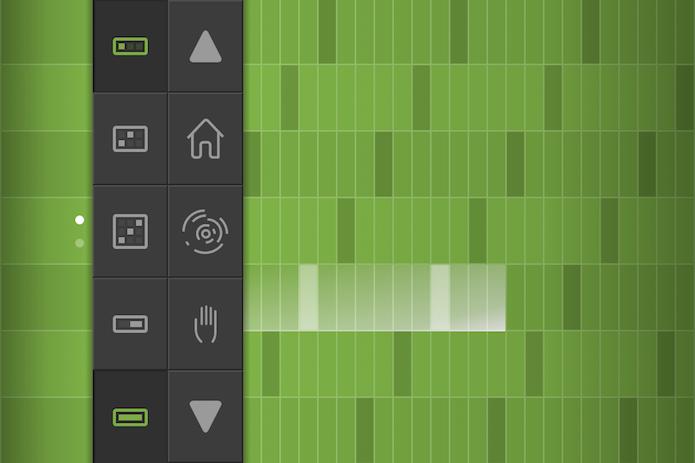 O SoundPrism possui interface intuitiva e até quatro sons de intrumentos virtuais (Foto: Reprodução/Marvin Costa) (Foto: O SoundPrism possui interface intuitiva e até quatro sons de intrumentos virtuais (Foto: Reprodução/Marvin Costa))