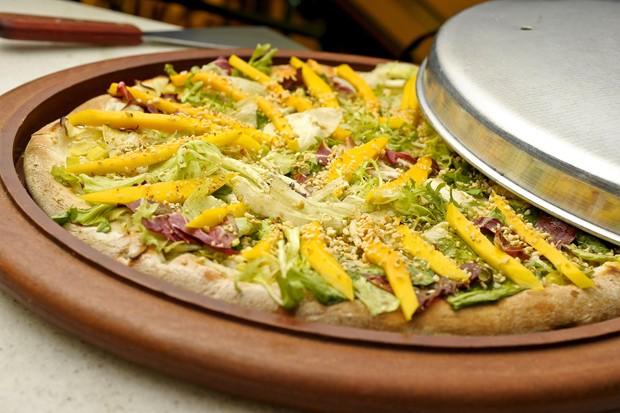 3 receitas de pizza com sabores exóticos (Foto: Divulgação)