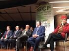 Governador de Mato Grosso assina acordos pelo clima em Barcelona