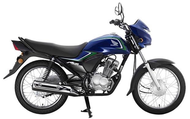 Honda CB 125 (Foto: Divulgação)