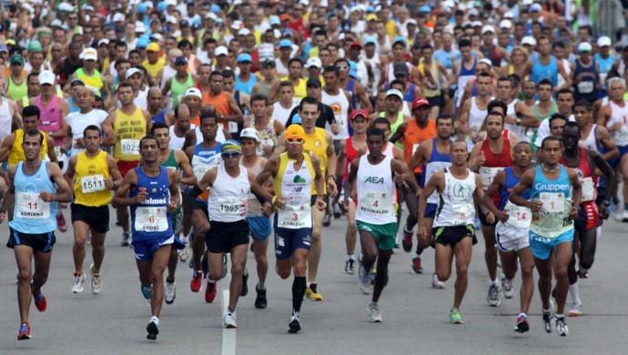 Maratona de Curitiba (Foto: Divulgação / Cesar Brustolin SMCS)
