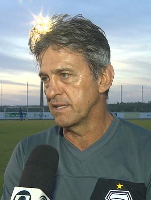 Leocir Dall'Astra, Treze (Foto: Reprodução / TV Paraíba)