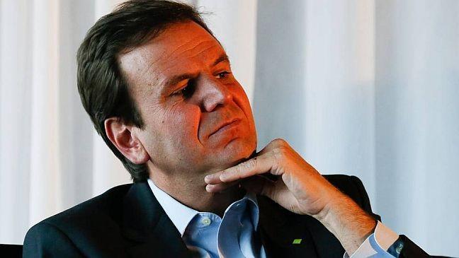 Eduardo Paes, prefeito do Rio de Janeiro (Foto: Pablo Jacob / Agência O Globo)