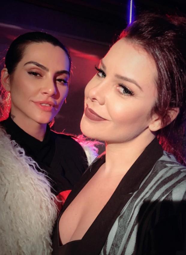 Cleo Pires e Fernanda Souza (Foto: Reprodução/Instagram)