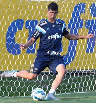 Leandro Almeida Palmeiras (Foto: Cesar Greco/Ag Palmeiras/Divulgação)
