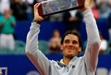 Rafael Nadal derrota chuva e M�naco e ganha torneio depois de oito meses