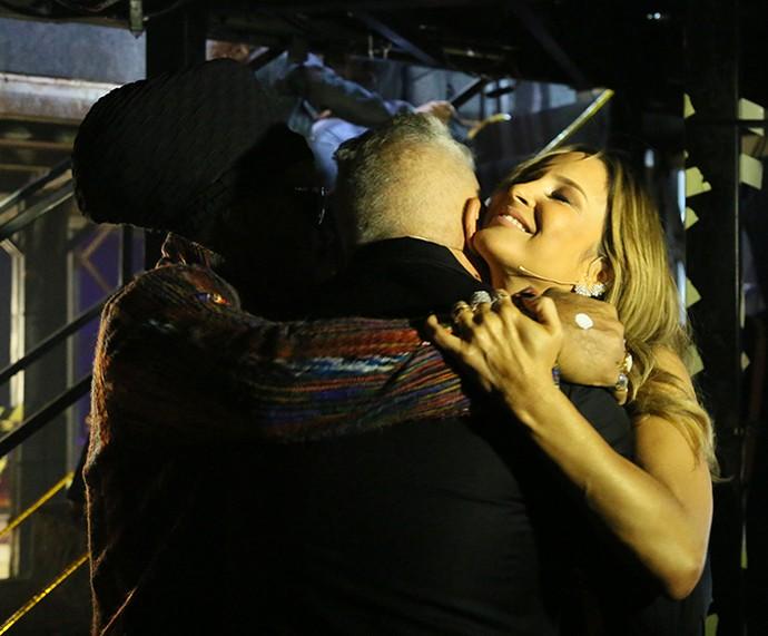 Todo mundo já morrendo de saudade da família The Voice! (Foto: Isabella Pinheiro / Gshow)