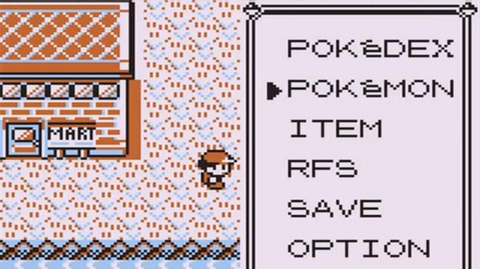 Use um Pokémon com Surf na borda de Cinnabar (Foto: Reprodução/YouTube)