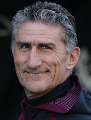 Edgardo Bauza, técnico do São Paulo