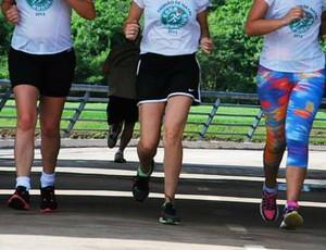 Coxa Runners Coritiba corrida de rua (Foto: Fabio Hecke / Divulgação)