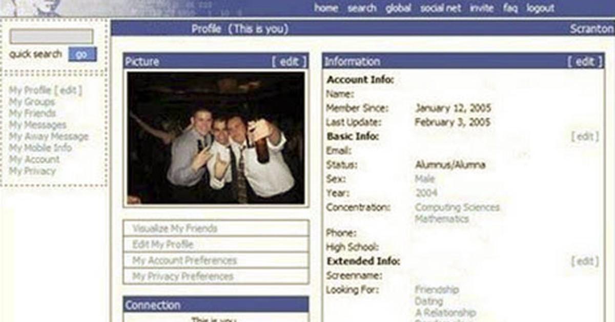 7624223747 G1 - Facebook completa 10 anos  veja a evolução da rede social - notícias  em Tecnologia e Games