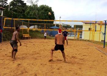 Vôlei de Praia Acre (Foto: Feav/Divulgação)