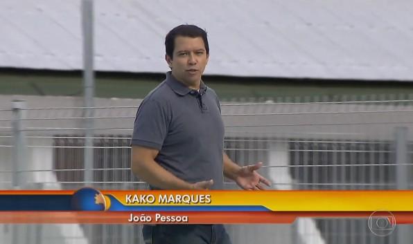 João Pessoa (PB) atrai países interessados na preparação para os Jogos Olímpicos (Foto: Reprodução)